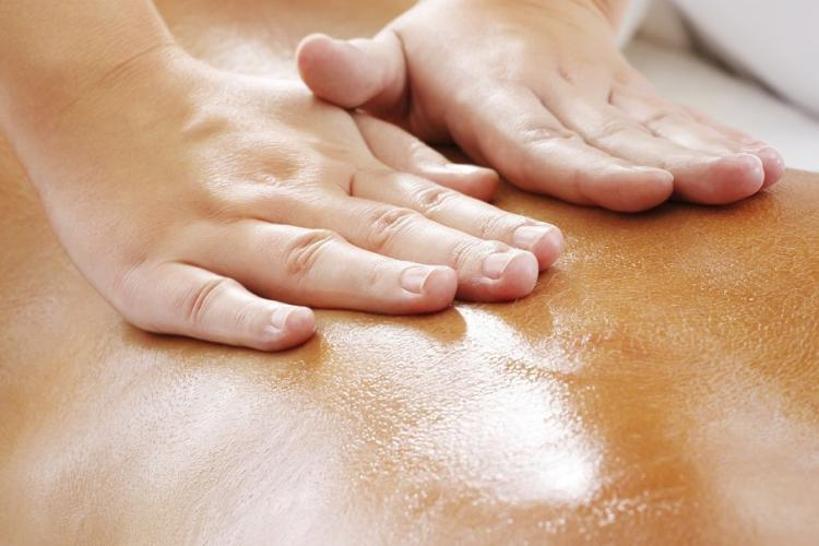 Massage at Therapy Station - Swedish, Deep Tissue & Sport